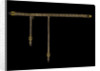 Full dress sword belt, Royal Naval uniform: pattern 1856 by unknown