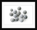 Musket balls by unknown
