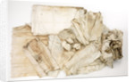Bandages from medicine chest by unknown