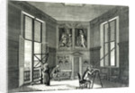 Interior of the Octagon Room at the Royal Observatory, Greenwich, London by Francis Place