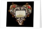 Sailor's valentine cushion by George Ernest Cochrane