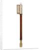 Dollond stick barometer by J. J. Dollond & Son