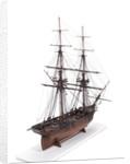 Brig, starboard stern quarter by unknown