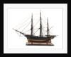 'Nimrod', port broadside by John Crocker