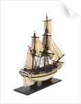 Ketch, starboard stern quarter by unknown