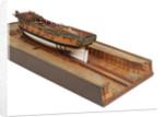 Fireship, port stern quarter showing slipway by unknown