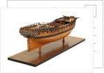 Ship of 32 guns, starboard stern quarter by unknown