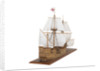 'Mayflower', starboard stern quarter by John Roe