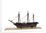 'Pomone' 38-gun frigate by unknown