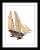 Brigantine, starboard 3/4 bow by unknown