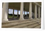 Colonnade at National Maritime Museum, Greenwich by National Maritime Museum Photo Studio