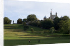 Greenwich Park and Royal Observatory by National Maritime Museum Photo Studio