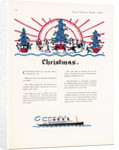 Cunard Christmas Annual 1928, page 36 by unknown