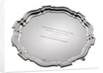 Medway Sailing Barge Match trophy salver, 1959 by Mappin & Webb