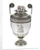 Lloyd's Patriotic Fund vase presented in memory of John Cooke, (1763-1805), Captain of HMS 'Bellerophon' who died at the Battle of Trafalgar, 1805 by Benjamin Smith