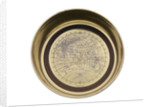 One of a pair of wine coasters (bottle or decanter stands for use on the table) commemorating the voyages of Captain James Cook (1728-1779) by Paul Storr