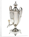 Silver tea-urn presented to Captain Nicholas Tomlinson (1764-1847) by the Royal Exchange Assurance, 1796 by Robert Salmon