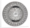 Circular shield made from the unclaimed medals of Greenwich Pensioners by unknown