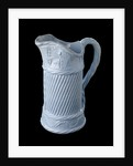 Cable-shaped Atlantic Cable jug by unknown