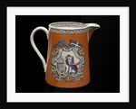 Jug, transfer-printed with a profile of Samuel Plimsoll (1824-98) by unknown