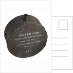 Water canteen by unknown