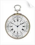 Harrison's marine timekeeper H4 by John Harrison