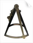 Octant, circa 1761 by unknown