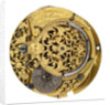 Pocket watch '4425' movement by Thomas Tompion