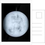 Globe x-ray by Georg Christoph Eimmart