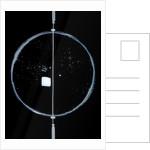 Globe x-ray by Isaac Habrecht II