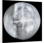 Globe x-ray by Jacob Aertsz Colom
