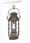 Candle lantern by Price's Patent Candle Co. Ltd.