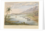 Attack and capture of the rebels positions near Montego Bay by boats from HMS 'Blanche' 1831 by James Fuller Boxer