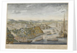 A view of the taking of Quebec 13 September 1759 by unknown