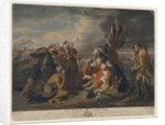 The death of General James Wolfe, 1759 by Benjamin West
