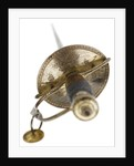 Small-sword, which belonged to Major-General William Souter, Royal Marines (active 1758-1794) by William Kersill