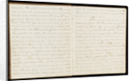 Journal of Dr McIlroy, RN, 1845 by unknown