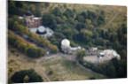 Aerial view of the Royal Observatory, Greenwich by Ben Gilbert