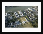 Aerial view of National Maritime Museum and Queen's House, Greenwich by National Maritime Museum Photo Studio