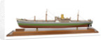 Model of 'Benalder' (1949) by Charles Connell and Co. Ltd.