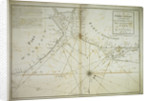 A correct chart of the east coast, from Hasbrough or Haisbrough Sand to Kingston upon Hull by John Diston