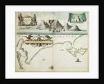 A chart of Guinea describing the sea coast from Cape de Verde to Cape Bona Esperanca by John Seller
