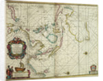 A chart of the easternmost part of the East Indies with all the adjacent islands from Cape Comorin to Japan by John Seller