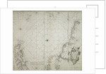 A chart of Brazil bound in Jacob Colom's 'Atlas of werelts-water-deel en des selfs zee-custen' by Arnold Colom