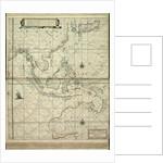 't Ooster deel van Oost Indien, streckende van Ceylon tot Japan en Hollandia Nova by Doncker Hendrik Doncker