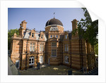Exterior of the astronomy centre of the Royal Observatory, Greenwich by National Maritime Museum Photo Studio