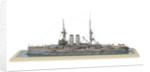 HMS 'Hindustan' (1903) by Alma Claude Burlton Cull