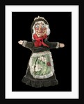 Puppet 'Judy', part of Punch and Judy set by unknown