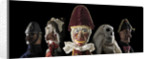 Puppet from a Punch and Judy set by unknown