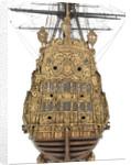 Model of 'Naseby', 80-86-guns by Robert Spence